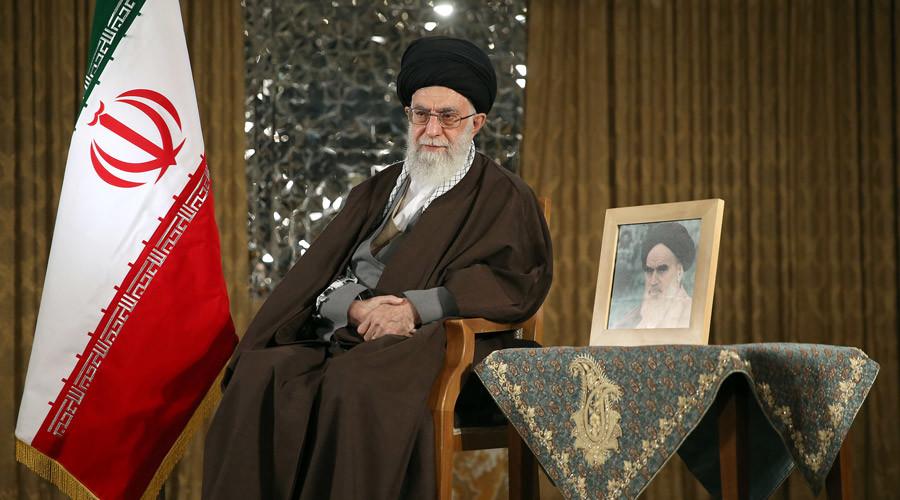 Khamenei says Iran still faces problems in international financial system, blames US