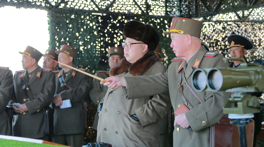 N. Korea launches missiles towards Sea of Japan - reports