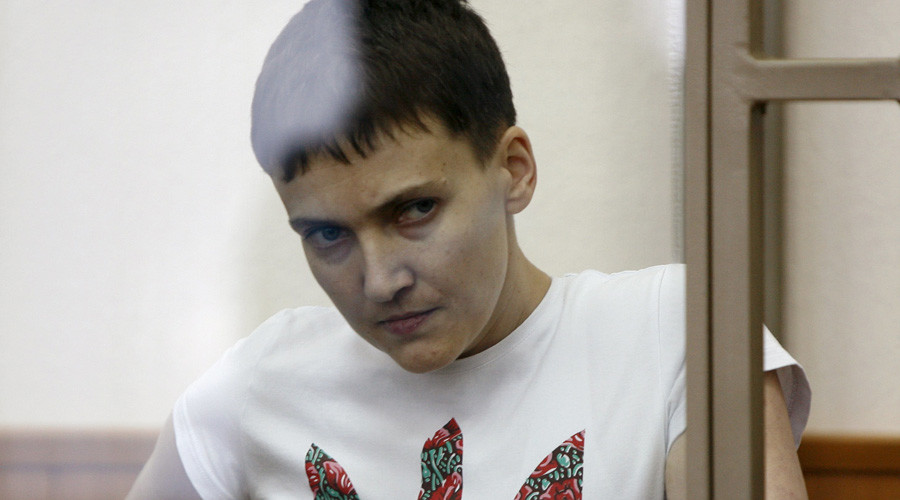 Ukrainian pilot Savchenko guilty of Russian journalists' murder, illegal border crossing - court