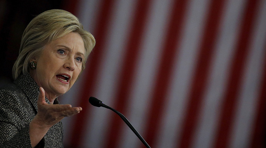 Google this! Hillary Clinton and the Syrian regime-change conspiracy