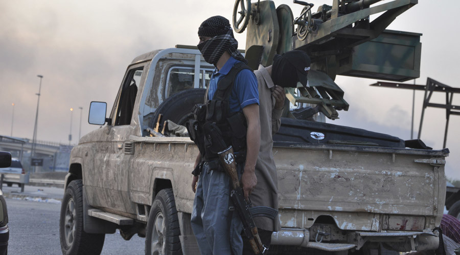ISIS plans for mini-Caliphate gains momentum
