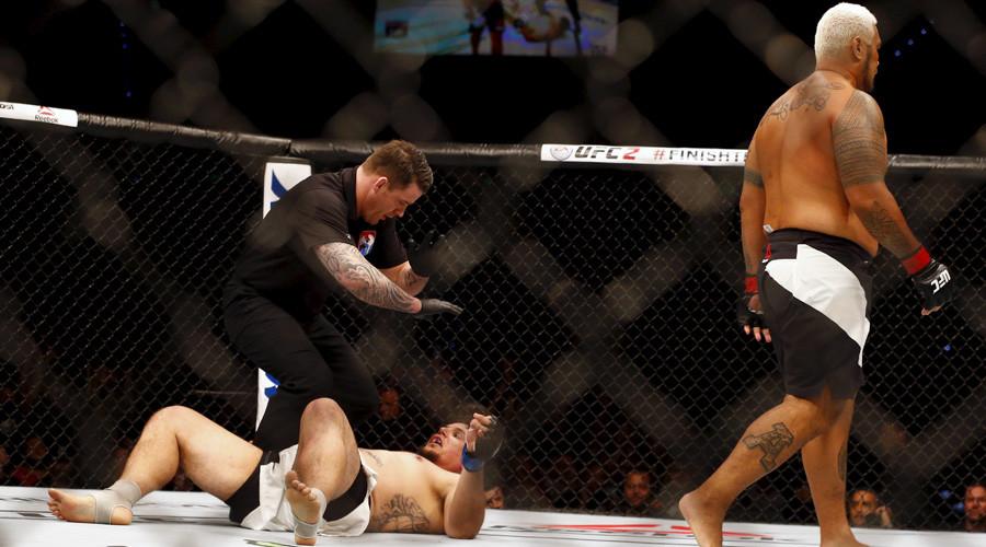 UFC Fight Night 85: Mark Hunt drops Frank Mir, McGregor in focus again