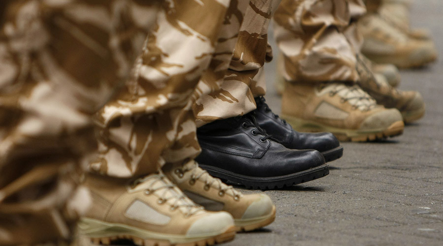 Army recruits 'forced to rape each other' in hazing ritual