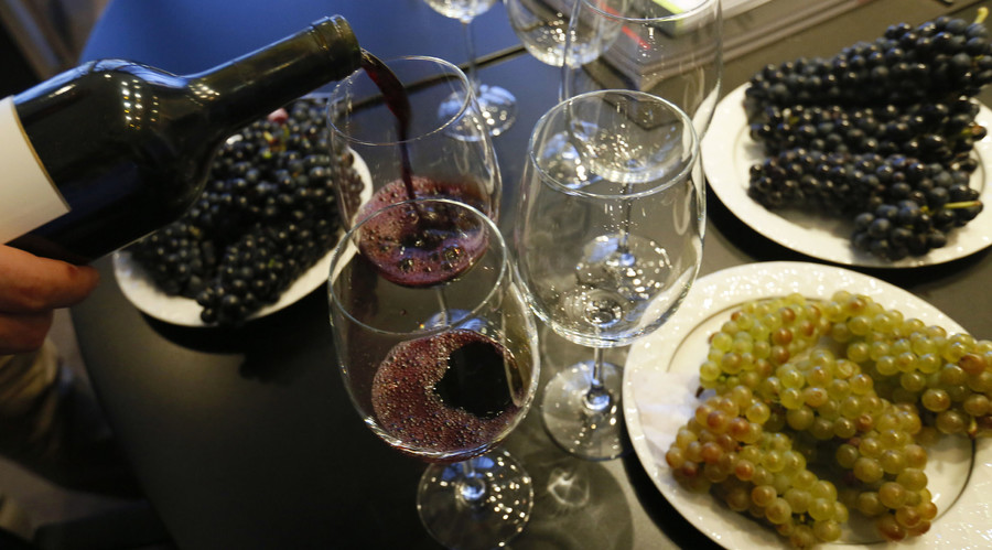 Silver lining? Climate change boosts flavor of French wine