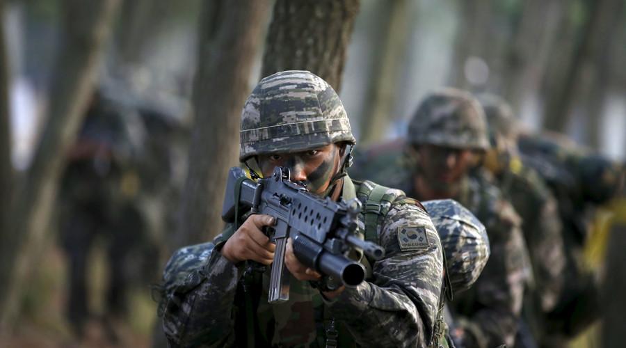 S. Korea forms elite 'Spartan 3000' unit to counter North