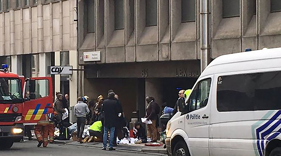 What we know so far about the Brussels attacks