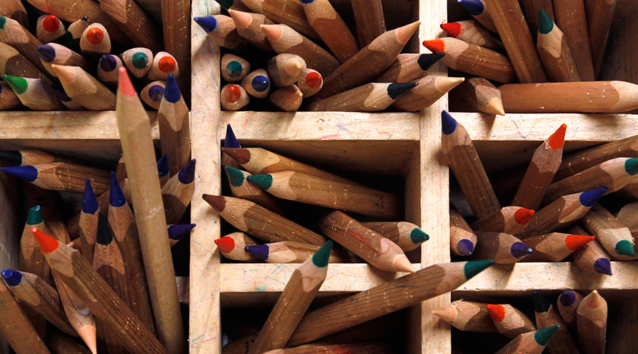 Adult coloring book craze causes crisis for pencil industry (VIDEO)