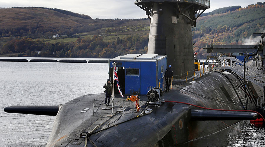 Trident won't become obsolete, but we can't tell you why – Defense Sec