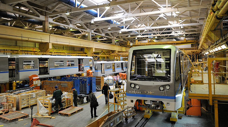 Russia & Hungary talk joint rail car production