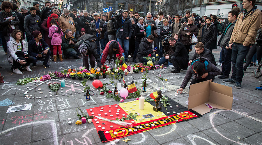 Sports community reacts to Brussels terror attacks