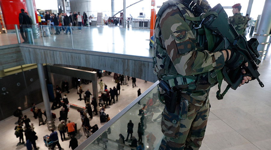 Armed police out in force across Europe in wake of Brussels attacks
