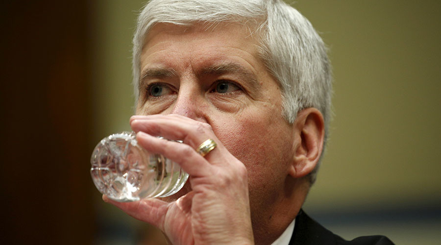 Michigan task force blames state, emergency manager law for Flint crisis