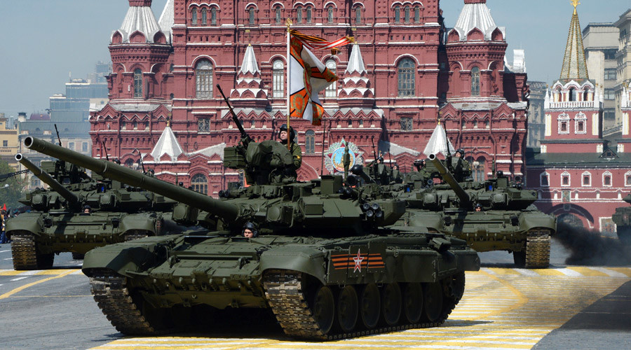 Stop scaring Baltics with Russian tanks, deputy defense minister tells journalists