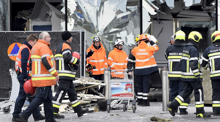 Brussels terror attacks seem 'targeted toward Americans' – US lawmaker