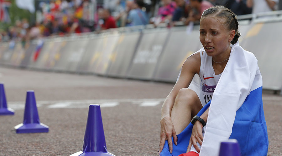Russian athletes stripped of medals, including 2012 Olympic gold & silver
