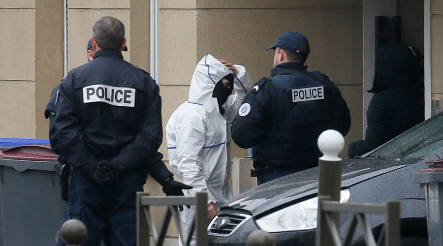 Terror suspect arrested in France was 'preparing' new attack, linked to Paris attacks mastermind