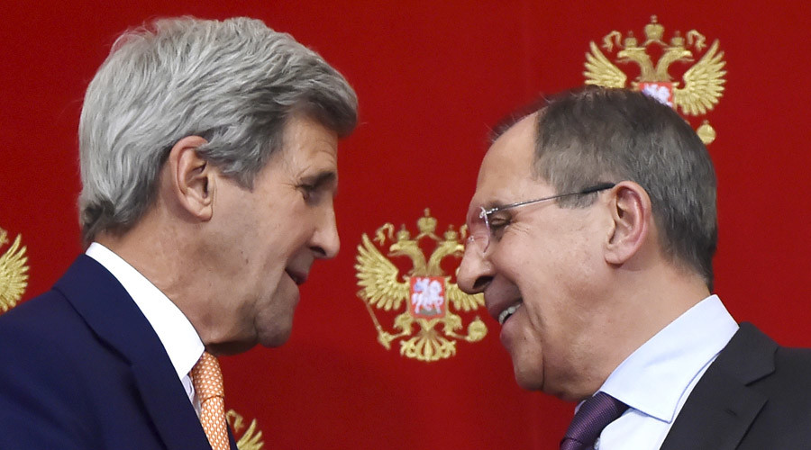 Kerry in Moscow: Penny has dropped; isolating Russia was never going to work