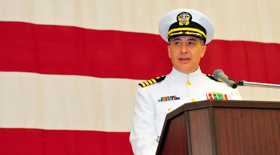 US Navy captain convicted in $34 million 'Fat Leonard' scandal