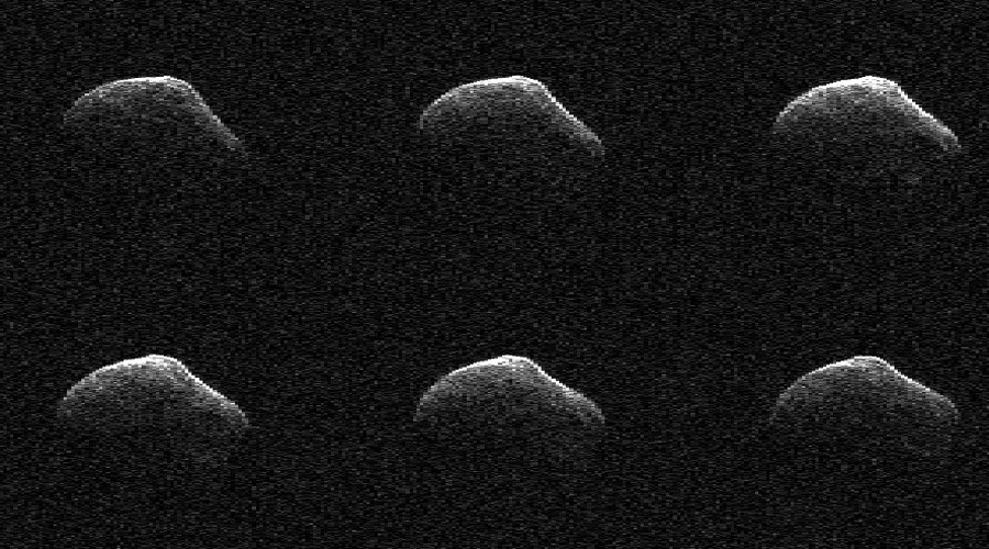On a brick and a pear: Gigantic comet's flyby captured by NASA (PHOTO, VIDEO)