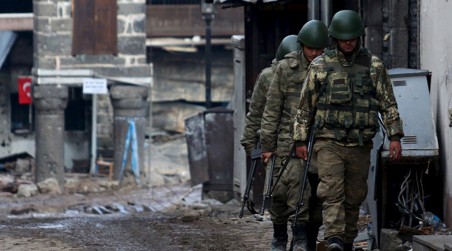 Turkey's not so secret war against the Kurds and its implications