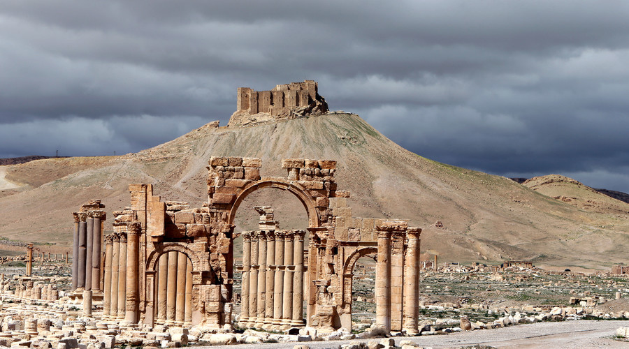 Palmyra 'not just an archaeological site but a symbol of Syria' – UNESCO