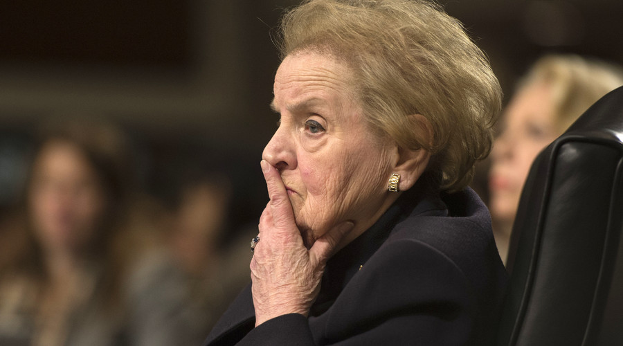 'Why not Albright?': 8 reasons why folks want the US diplomat in the Hague