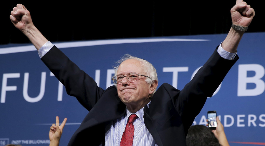 Big wins for Bernie Sanders in Washington, Hawaii, Alaska caucuses