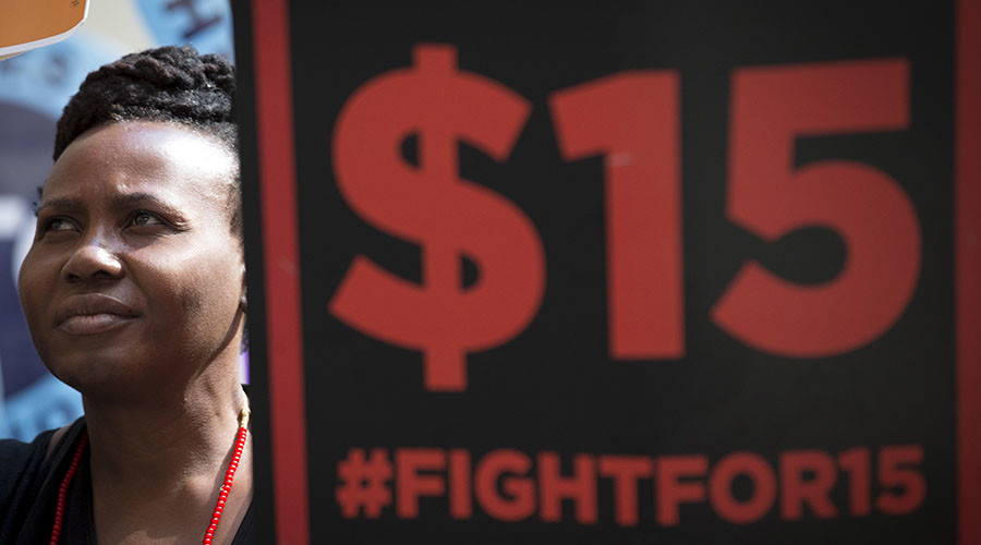 'Fight for $15' movement wins major battle in California with minimum wage agreement