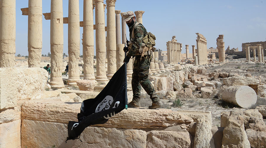 Palmyra liberated: First images of ancient heritage site freed from ISIS (PHOTOS)