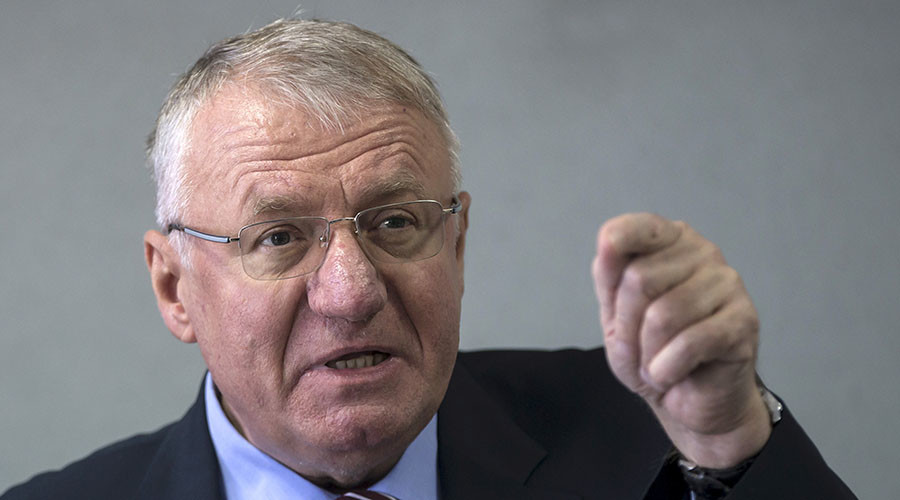 Hague tribunal is 'fake anti-Serbian court' – Radical Party leader Seselj