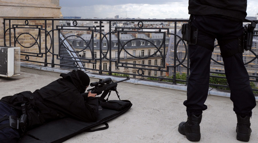 Snipers to guard stadium during France v Russia match