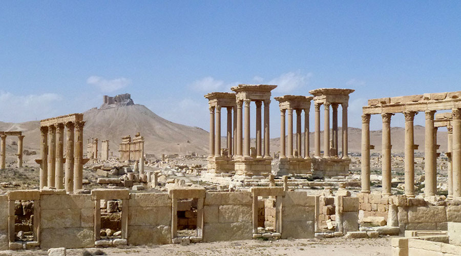 If US-led coalition really fought terrorism, Palmyra wouldn't have fallen – Assad's adviser to RT