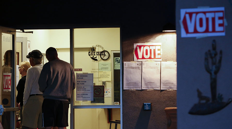 Showdown in Arizona: Voter-suppression hearing gets wild