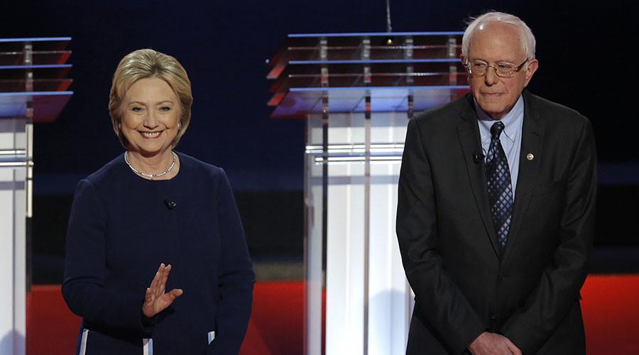 Tone it down: Clinton may back off debating Sanders