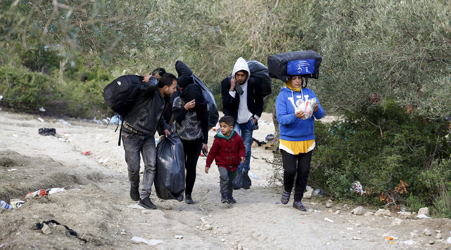 Oxfam attacks UK for not taking 'fair share' of Syrian refugees