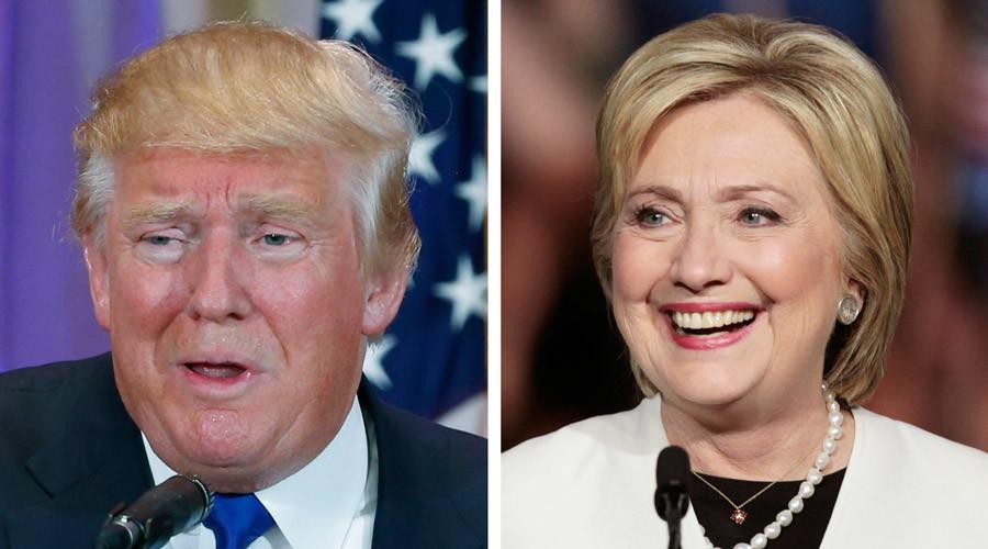 Trump and Clinton: Censoring the unpalatable - John Pilger