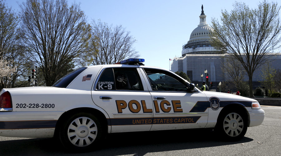 US Capitol on lockdown for 2nd day as authorities investigate suspicious package