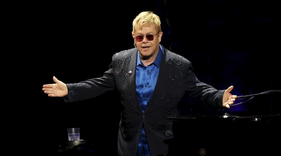 Israel denies Elton John was asked to 'declare loyalty' to gain visa
