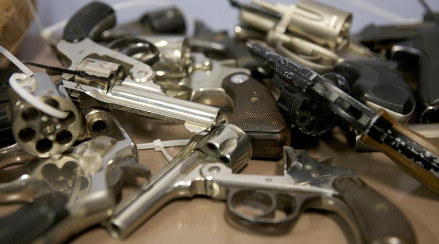 FBI probing group of Middle Eastern men with guns in California desert