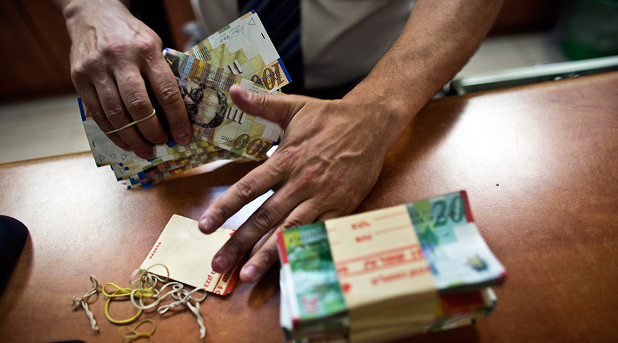 Israel introduces tax penalties, soft cap on bankers' compensations beyond 35 times lowest salary