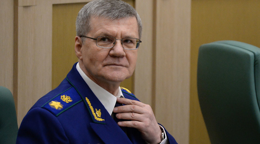Int'l law group snubs whistleblower's attack on Russian prosecutor general
