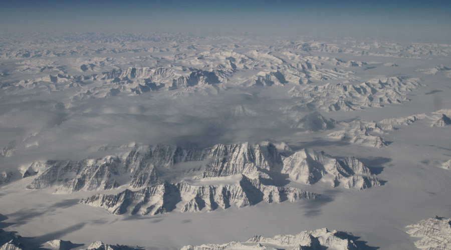 OMG: NASA shares awesome aerial views of Greenland's ice sheet (PHOTOS)