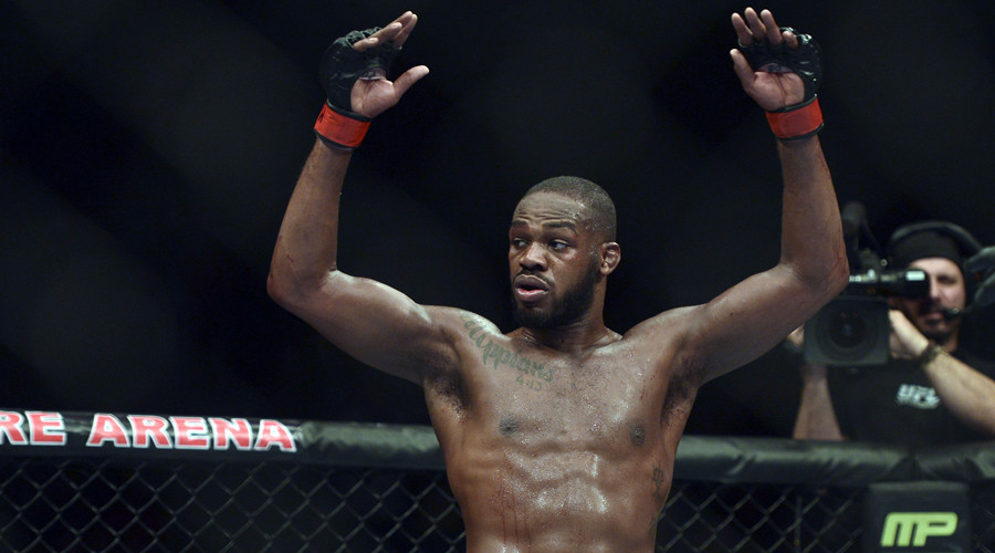 UFC's Jon Jones set for court after drag racing row (VIDEO)