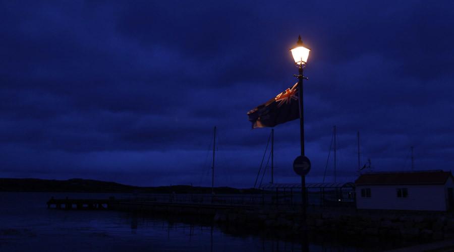 'Falkland Islands constitute an appendage of British colonialism'