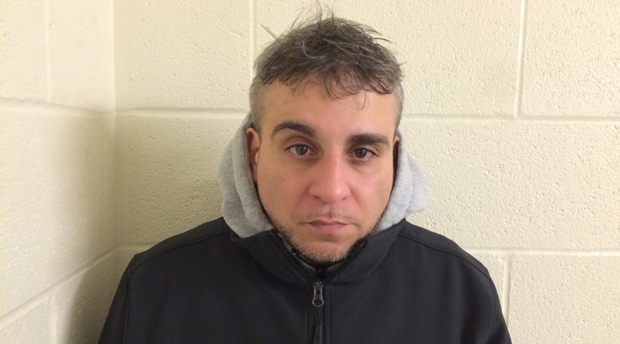 Super Troopers' bum bust: Man arrested with equivalent of 1,400 bags of heroin inside his body