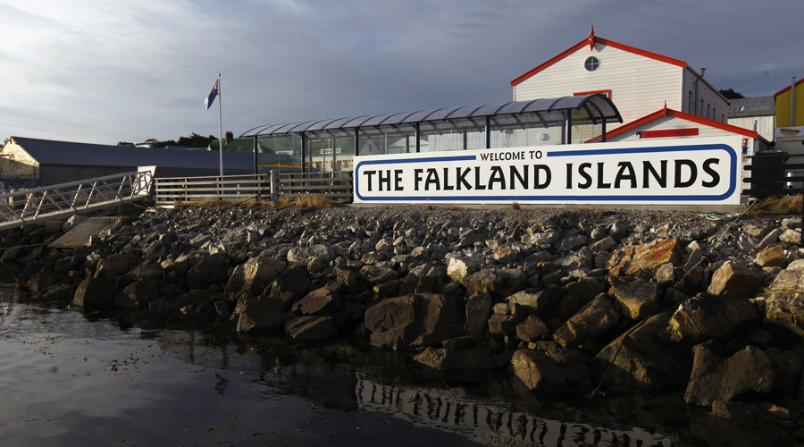 'Argentina covets the Falklands to mask its own incompetence' – British colonel