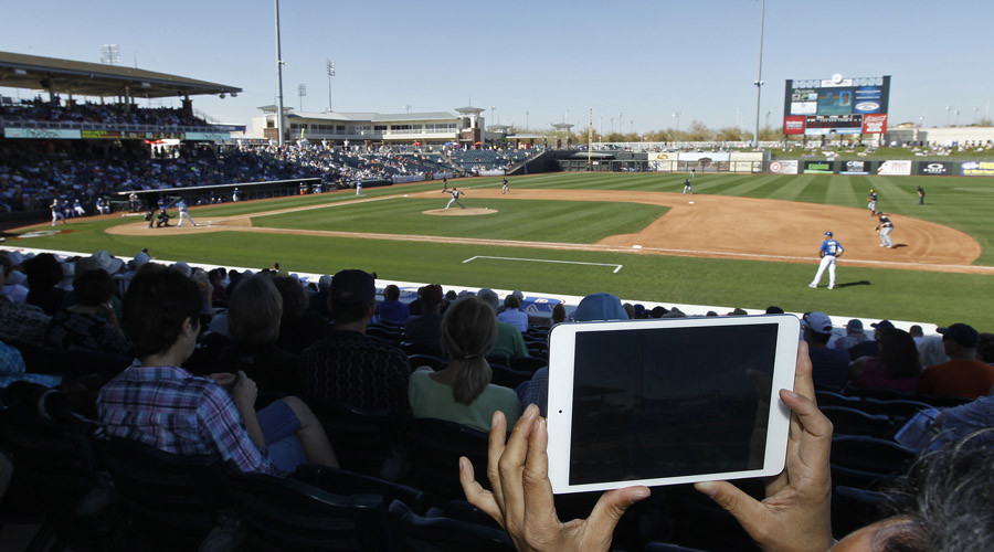 Apple strikes back in sporting battle with Microsoft with major MLB deal