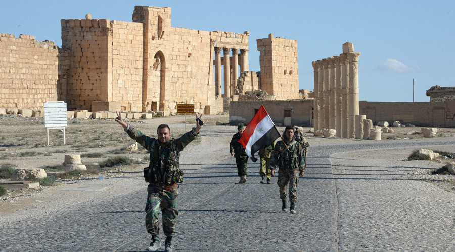 Military advisers, 2K pinpoint airstrikes: How Russia helped free Palmyra from ISIS