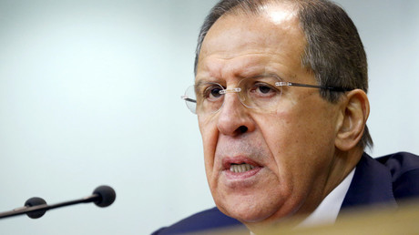 Chemical terrorism now a reality, extremists getting real warfare agents - Lavrov