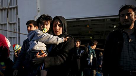 Europe offloading human rights duties onto non-EU states, says think tank